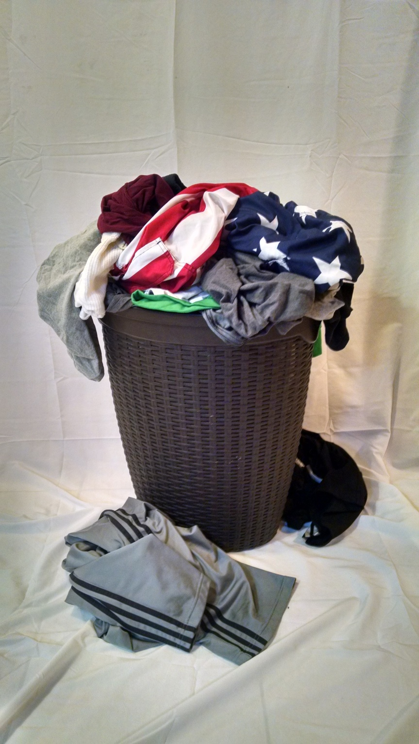 How to do your laundry – Part One