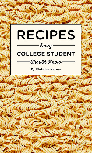 Receips Every College Student Should Know book cover